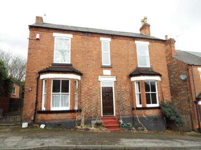 3 Bedrooms Detached House for sale in Hickling Road, Mapperley, Nottingham