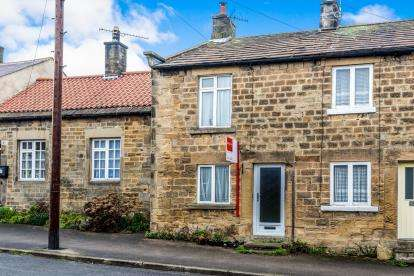 2 Bedrooms End Of Terrace House for sale in West End Cottages, Main Street, Kirkby Malzeard, Ripon