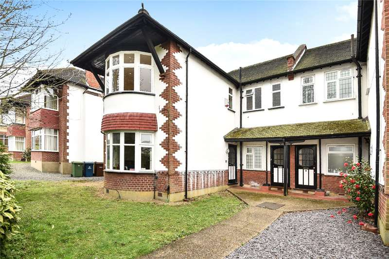 2 Bedrooms Apartment Flat for sale in West End Court, West End Avenue, Pinner, HA5