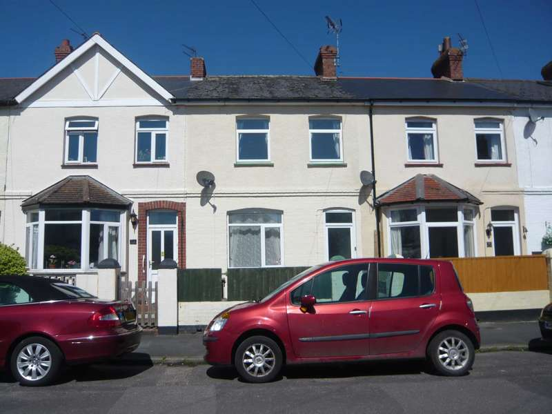 2 Bedrooms Terraced House for sale in Hartopp Road, Exmouth