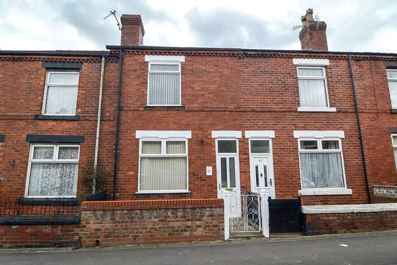 3 Bedrooms Terraced House for sale in Rydal Street, Newton Le Willows