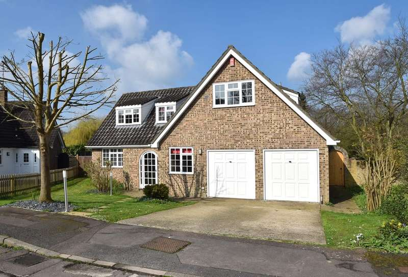 4 Bedrooms Detached House for sale in The Staddles, Little Hallingbury