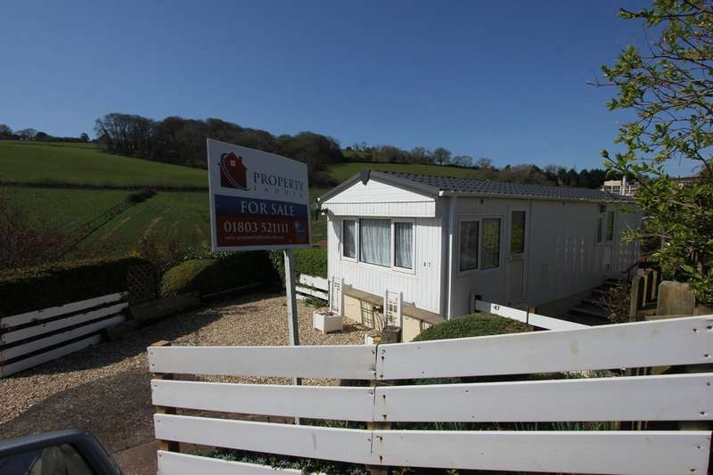 1 Bedroom Mobile Home for sale in Beechdown Park, Totnes Road