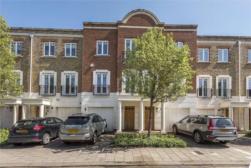 4 Bedrooms Terraced House for sale in Cambridge Road, East Twickenham, TW1