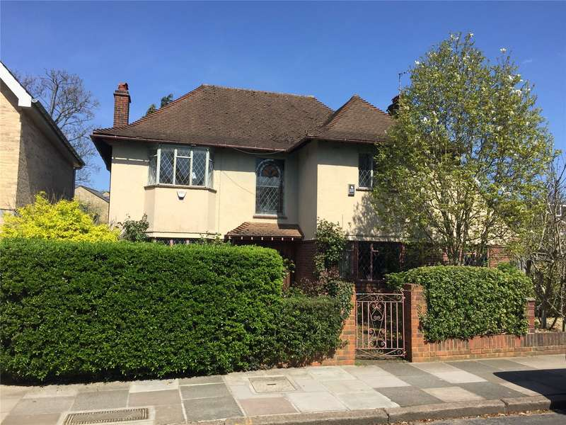 4 Bedrooms Detached House for sale in Popes Grove, Twickenham, TW1