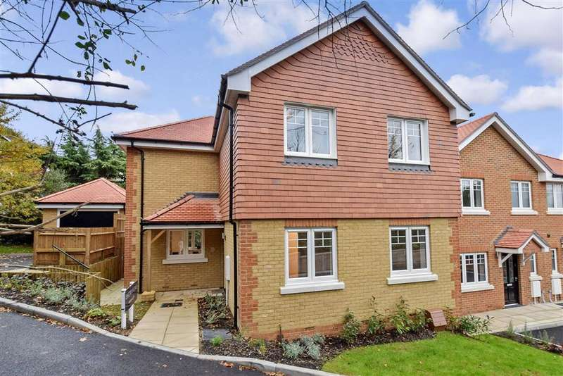 4 Bedrooms Detached House for sale in Bartram Close, The Bartrams, Pulborough, West Sussex