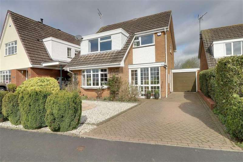 4 Bedrooms Detached House for sale in Barnfield Way, Wildwood, Stafford