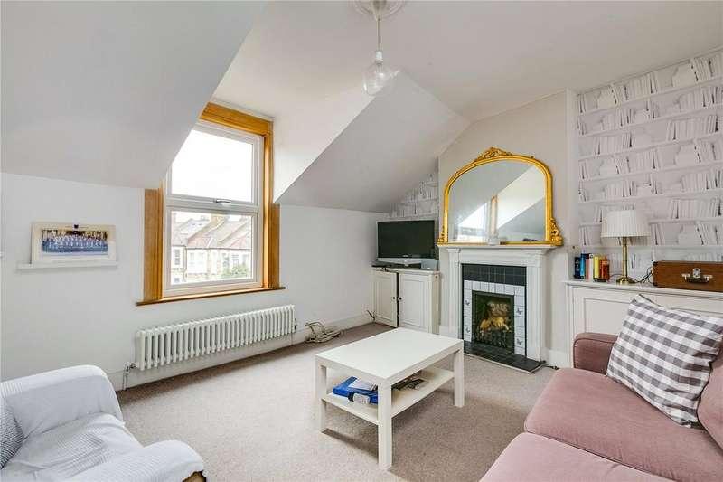2 Bedrooms Flat for sale in Taybridge Road, Battersea, London