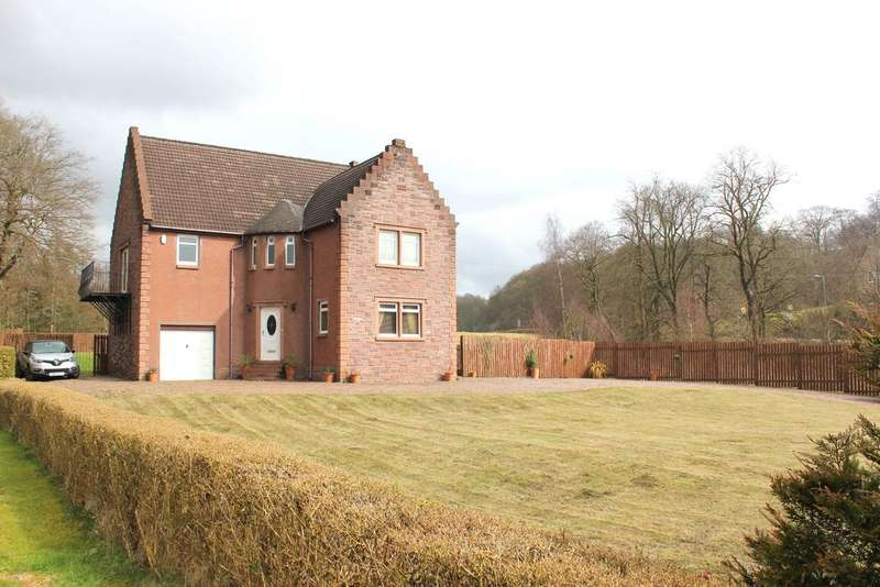 4 Bedrooms Detached House for sale in Main St, Twechar G65