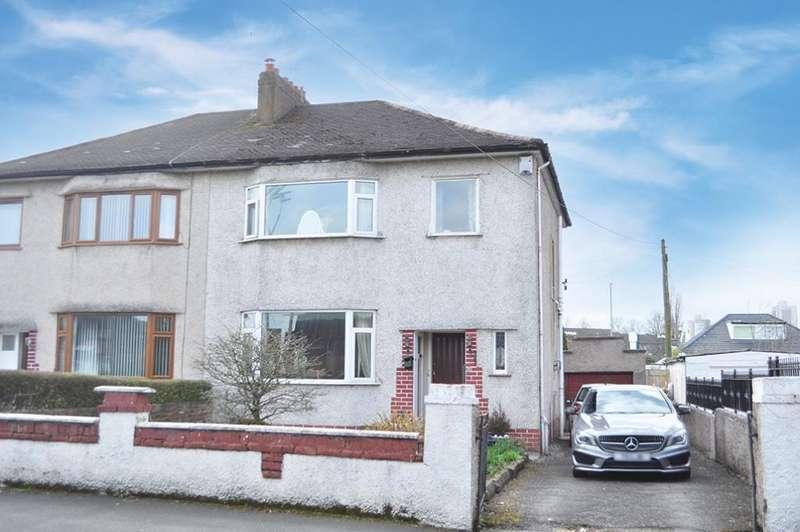 3 Bedrooms Semi Detached House for sale in 6 Meldrum Gardens, Pollokshields, G41 4EA