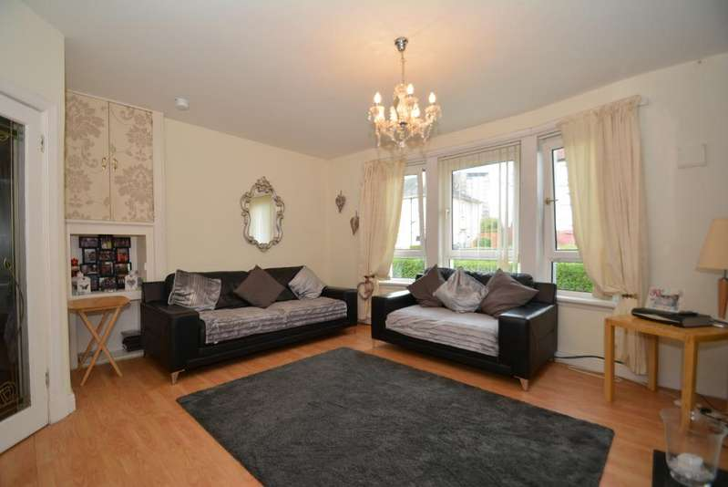 2 Bedrooms Flat for sale in 22 Stronvar Drive, Glasgow, G14 9AR
