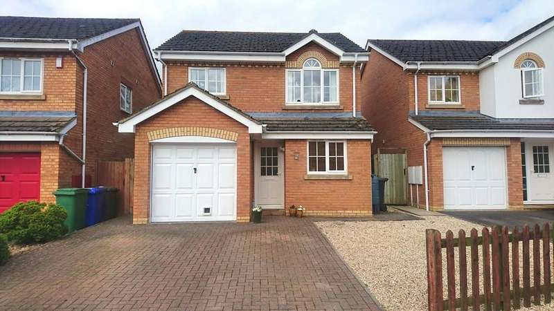 3 Bedrooms Detached House for sale in Price's Way, Brackley