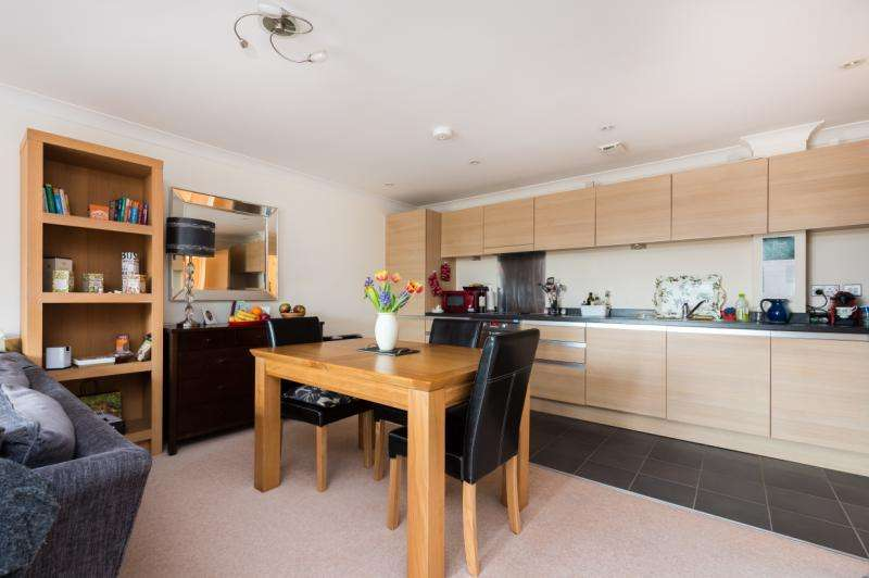 2 Bedrooms Apartment Flat for sale in Furnace House, Walton Well Road, Oxford, Oxfordshire