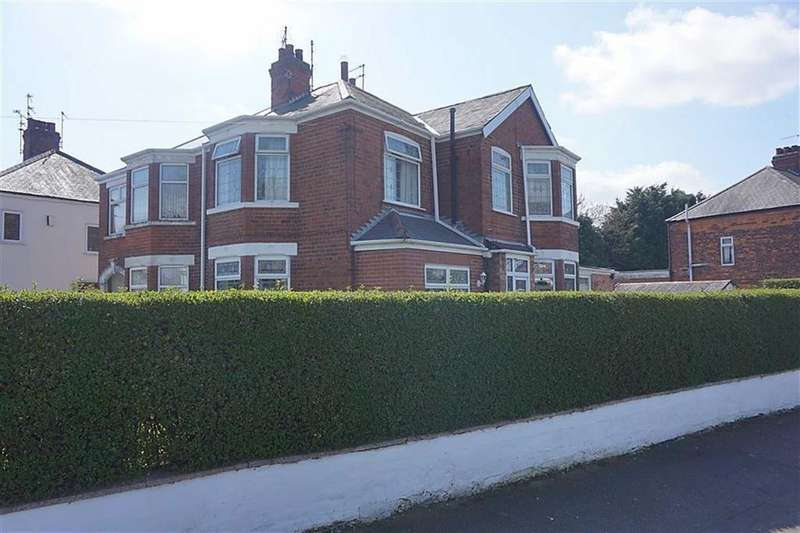 3 Bedrooms Semi Detached House for sale in Belgrave Drive, West Hull, Hull, HU4