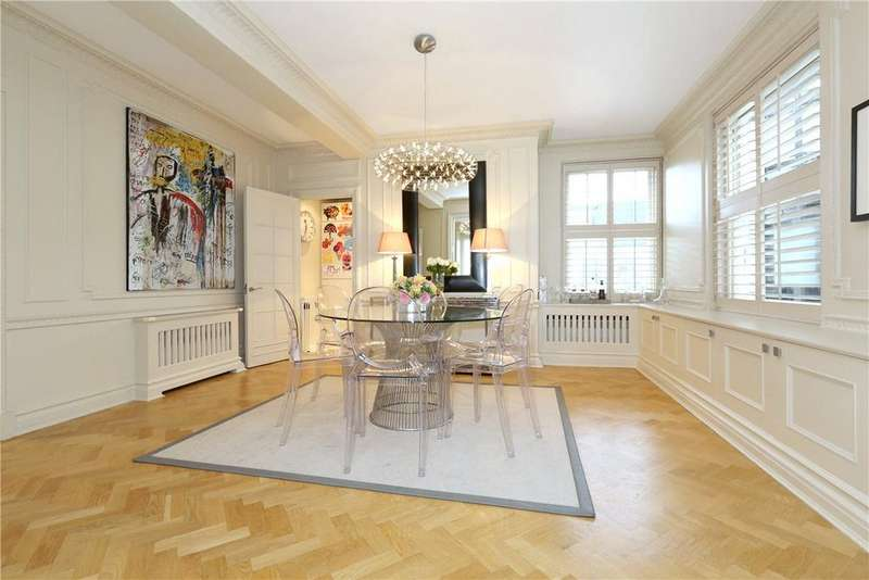 2 Bedrooms Apartment Flat for sale in Mansfield Street, Marylebone, W1G