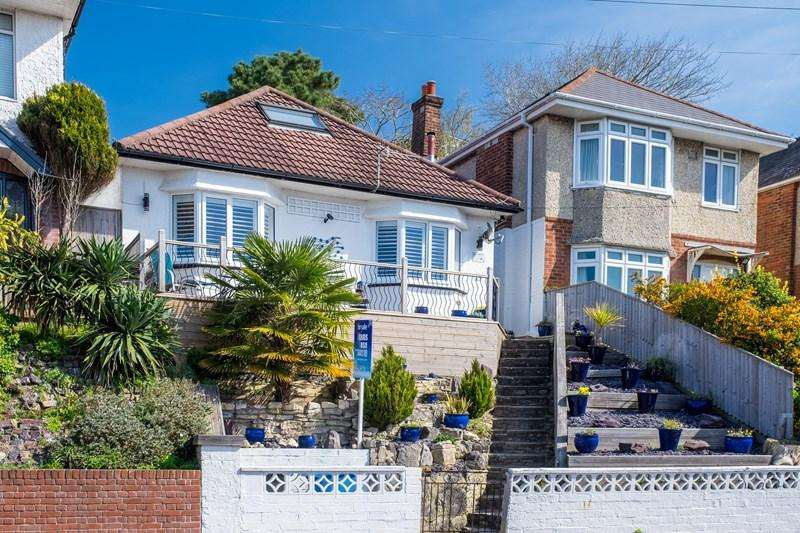 3 Bedrooms Detached Bungalow for sale in Ponsonby Road, Parkstone, Poole