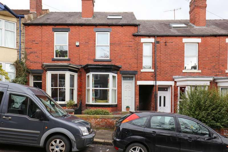 3 Bedrooms Terraced House for sale in Cruise Road, Nether Green