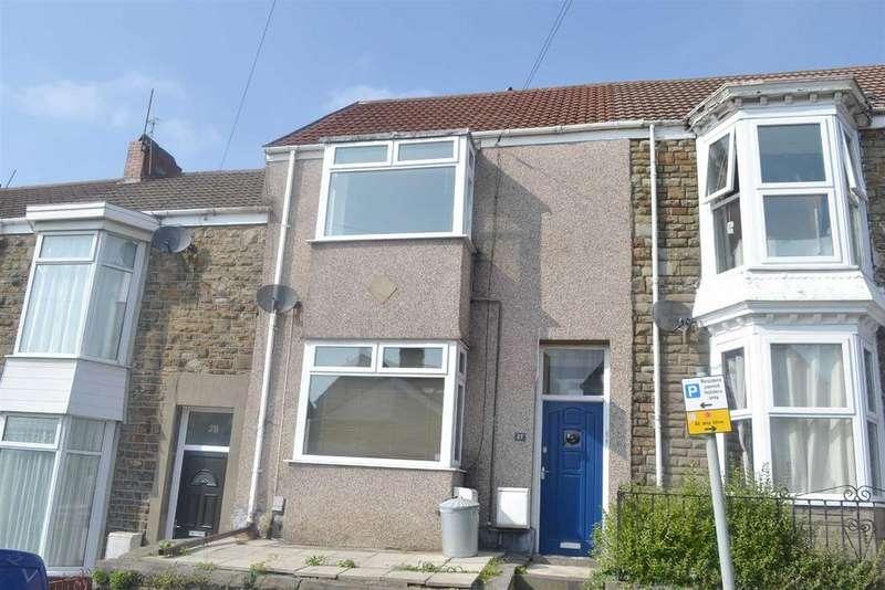 2 Bedrooms Terraced House for sale in Cromwell Street, Swansea
