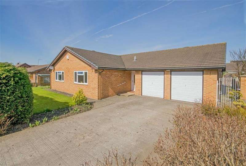 4 Bedrooms Detached Bungalow for sale in Bryn Coed Wepre, Connah's Quay, Deeside
