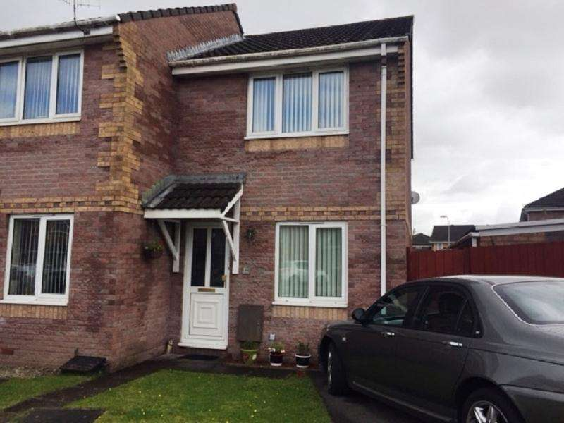2 Bedrooms End Of Terrace House for rent in Afandale Port Talbot, Neath Port Talbot.