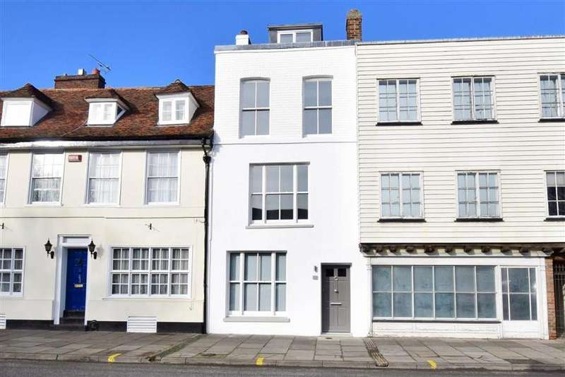 4 Bedrooms Terraced House for sale in North Lane, Canterbury, Kent