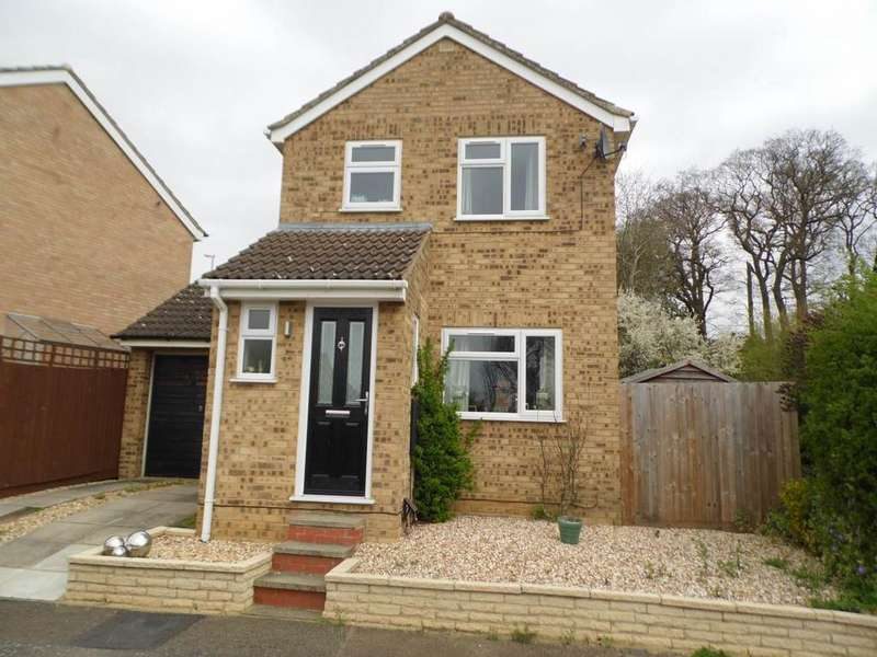 3 Bedrooms Detached House for rent in Blackwell Hill, West Hunsbury, Northampton