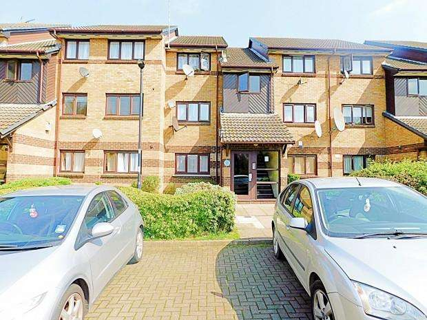 1 Bedroom Terraced House for sale in Harp Island Close, London, NW10