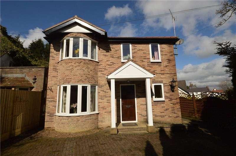 3 Bedrooms Detached House for sale in Bradford Road, Guiseley, Leeds, West Yorkshire