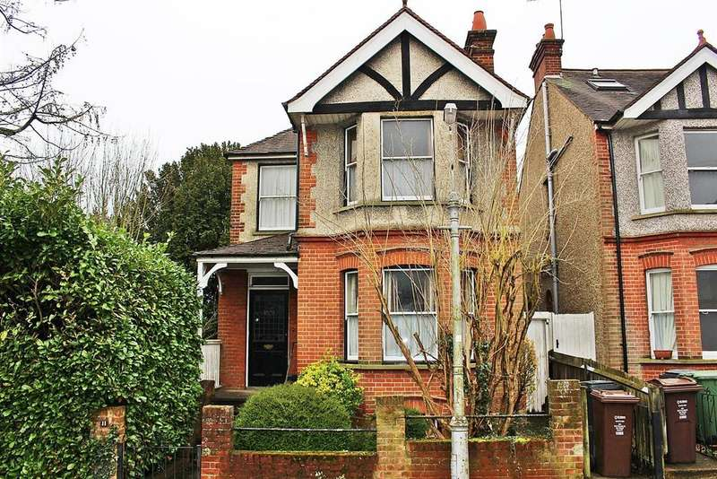 4 Bedrooms Detached House for sale in Mount Pleasant, St. Albans