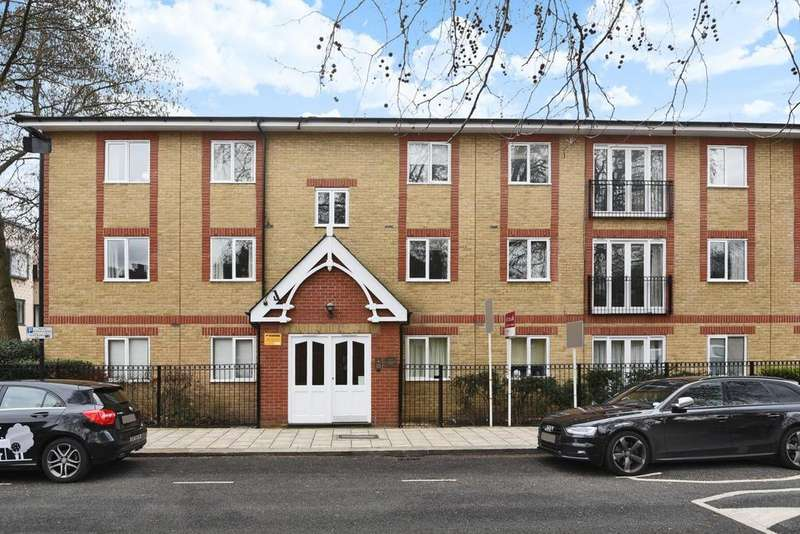 2 Bedrooms Flat for sale in St. Alphonsus Road, Clapham