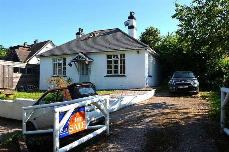 3 Bedrooms Bungalow for sale in Beechwood, Holcombe Village, Dawlish