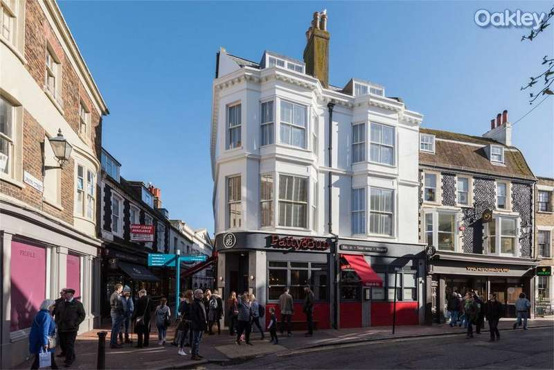 2 Bedrooms Flat for sale in Ship Street, Brighton, East Sussex