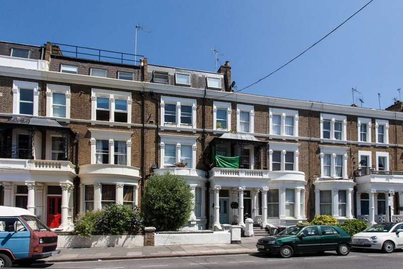 1 Bedroom Apartment Flat for sale in Sinclair Road, Brook Green