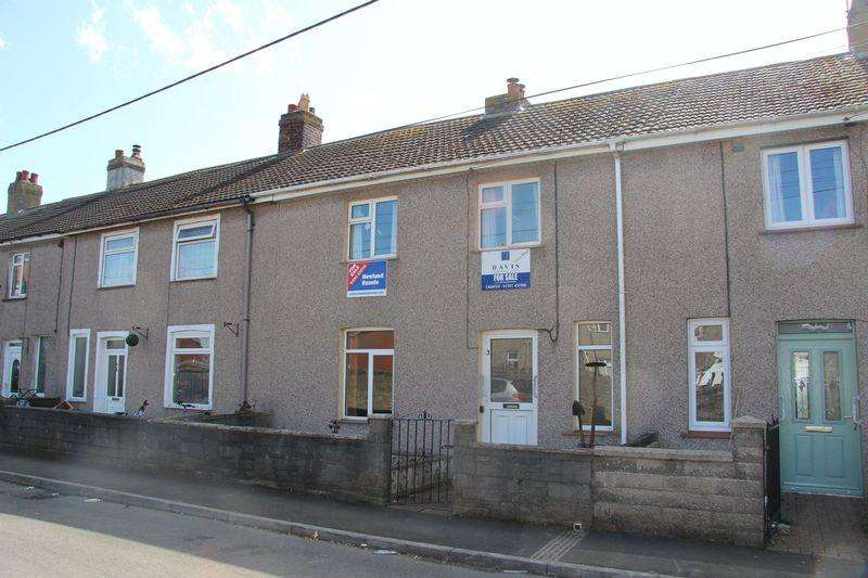 3 Bedrooms Terraced House for sale in Camp Road, Sudbrook