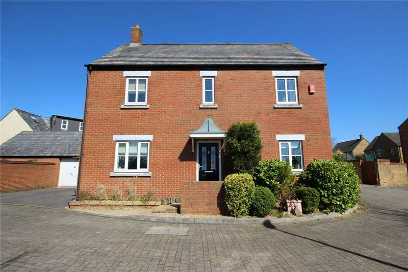4 Bedrooms Detached House for sale in Riviera Way, Stoke Gifford, Bristol, BS34