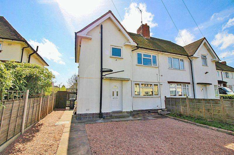 3 Bedrooms Semi Detached House for sale in Barlow Road, Wednesbury