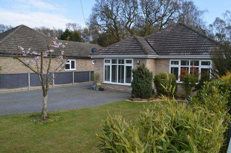 3 Bedrooms Bungalow for sale in Woodland Avenue, Skellingthorpe