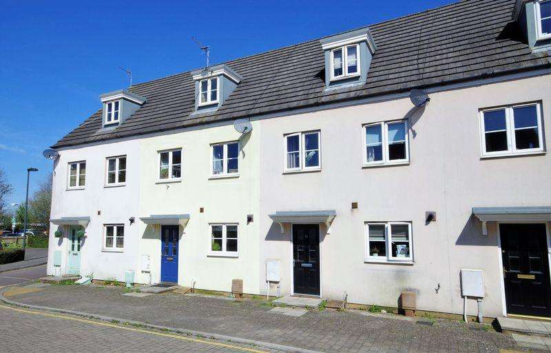 3 Bedrooms Terraced House for sale in College Way, Filton, Bristol