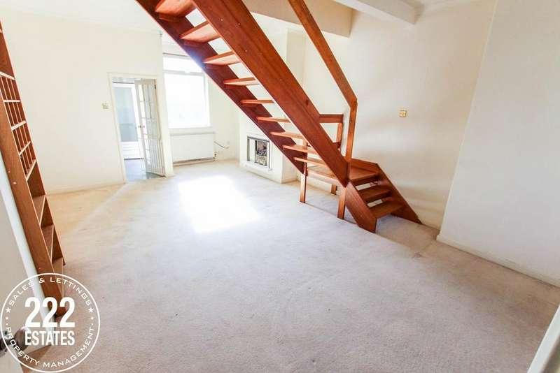 2 Bedrooms Terraced House for sale in Marsh House Lane, Warrington, WA1