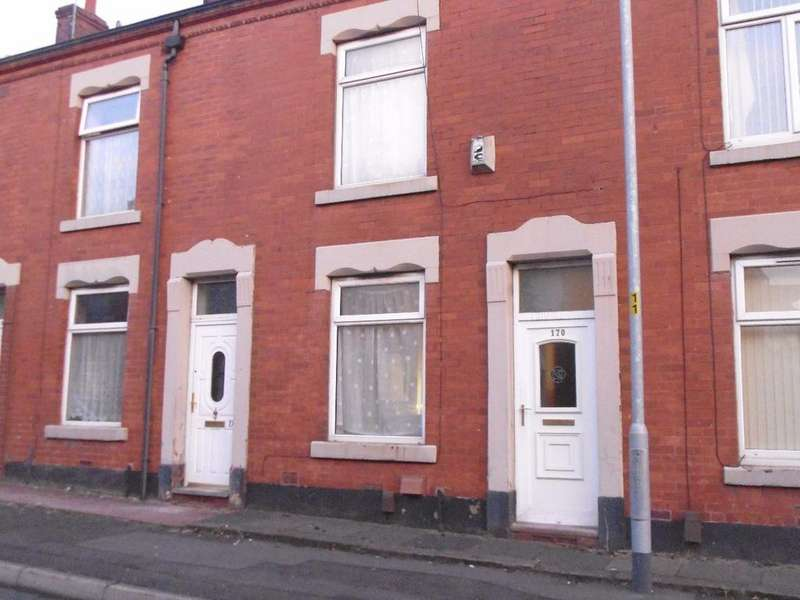 3 Bedrooms Terraced House for sale in Garforth Street, Chadderton, OL9
