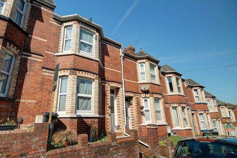 3 Bedrooms Terraced House for sale in Monkswell Road, Exeter