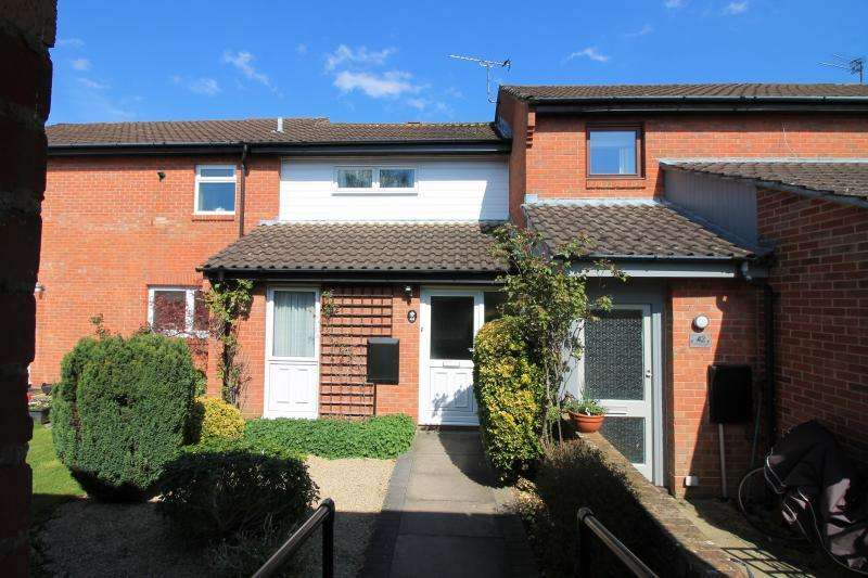 3 Bedrooms Terraced House for sale in KING ARTHUR CLOSE, GL53