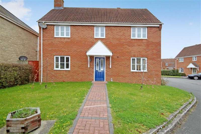 4 Bedrooms Detached House for sale in Calstock Road, Oakhurst, Wiltshire