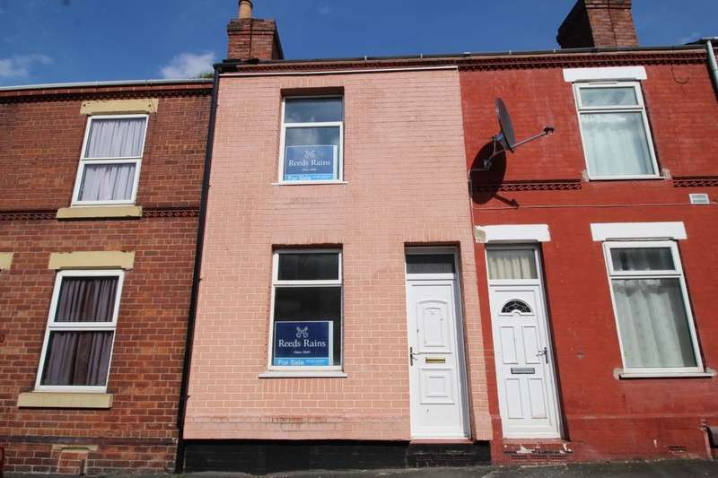 2 Bedrooms Terraced House for sale in St. Johns Road, Balby, Doncaster, DN4