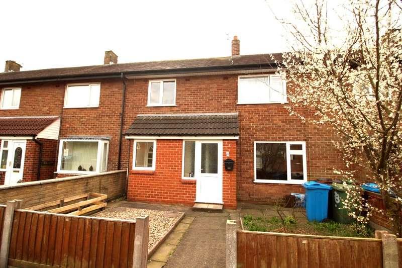 3 Bedrooms Terraced House for sale in Carr Road, Kirkham, Preston, PR4