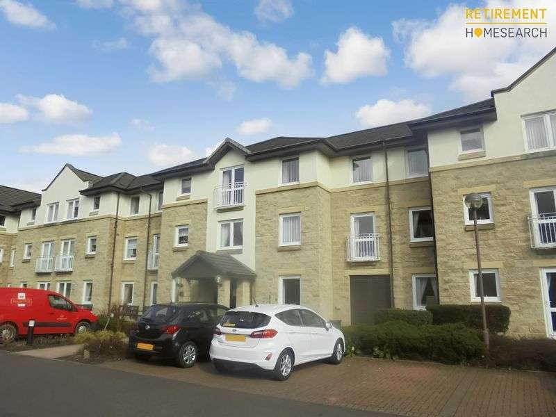 2 Bedrooms Property for sale in Kelburne Court Ph2, Paisley, PA1 3AF