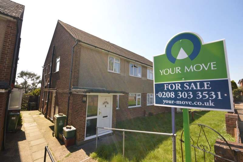 2 Bedrooms Flat for sale in Green Vale, Bexleyheath, DA6