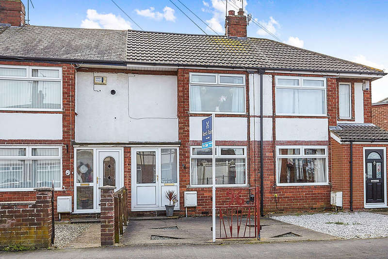 3 Bedrooms Terraced House for sale in Worcester Road, HULL, HU5