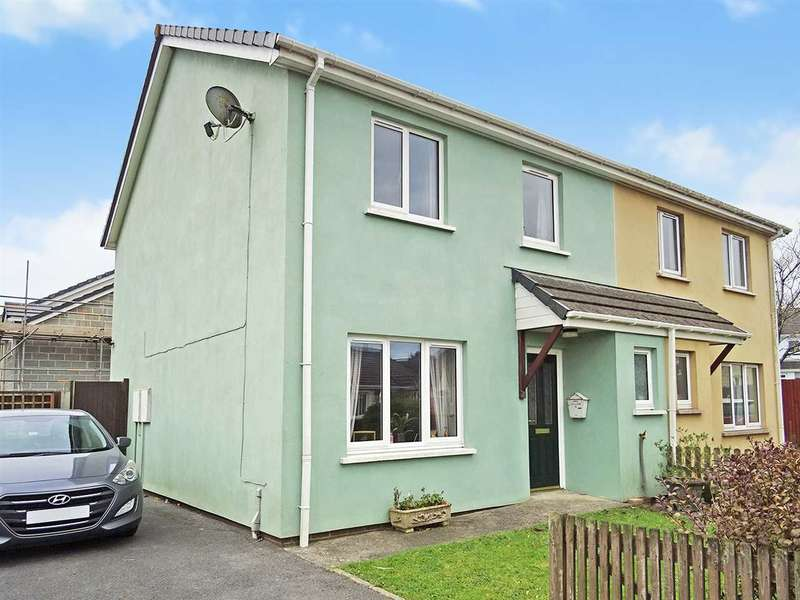 3 Bedrooms Semi Detached House for sale in 43 Vineyard Vale