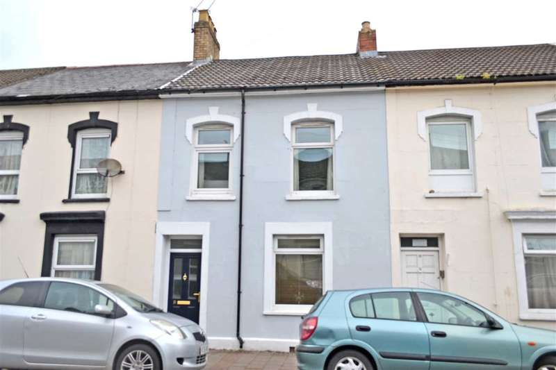 3 Bedrooms Terraced House for sale in COMET STREET, ADAMSDOWN, CARDIFF